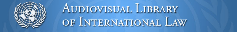 The Audiovisual Library of International Law